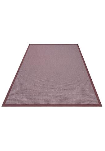 my home Sisalteppich »Franco«, rechteckig, 5 mm Höhe, echt Sisal, Wohnzimmer kaufen