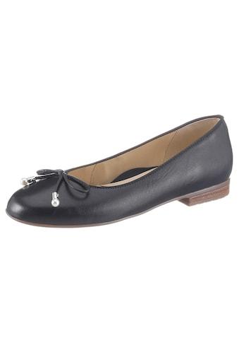 Ara Ballerina »SARDINIA«, mit Schleife und Zierperlen kaufen