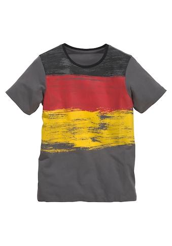 KIDSWORLD T-Shirt »mit Flaggendruck« kaufen
