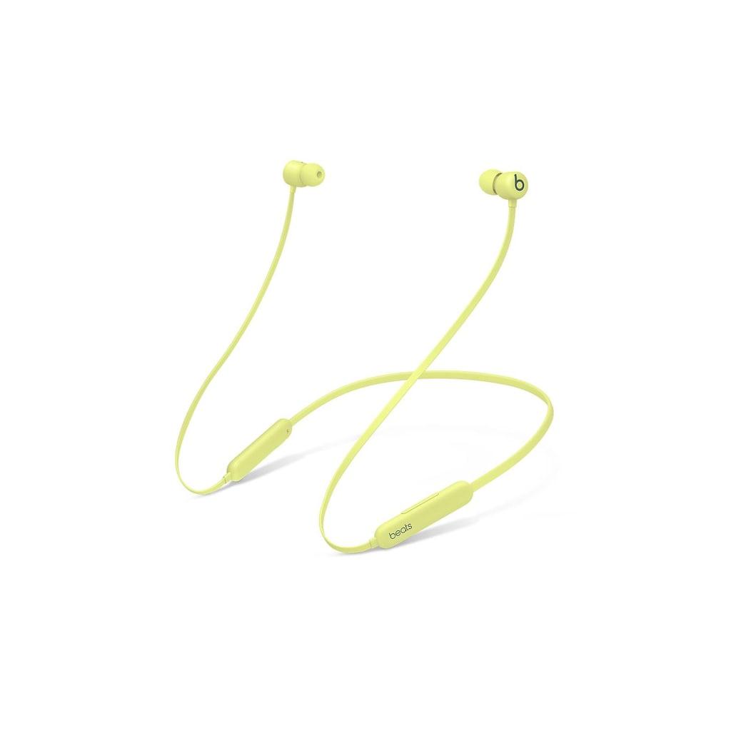 Apple wireless In-Ear-Kopfhörer »Wireless In-Ear-Kopfhörer Beats Flex Yuzugelb«