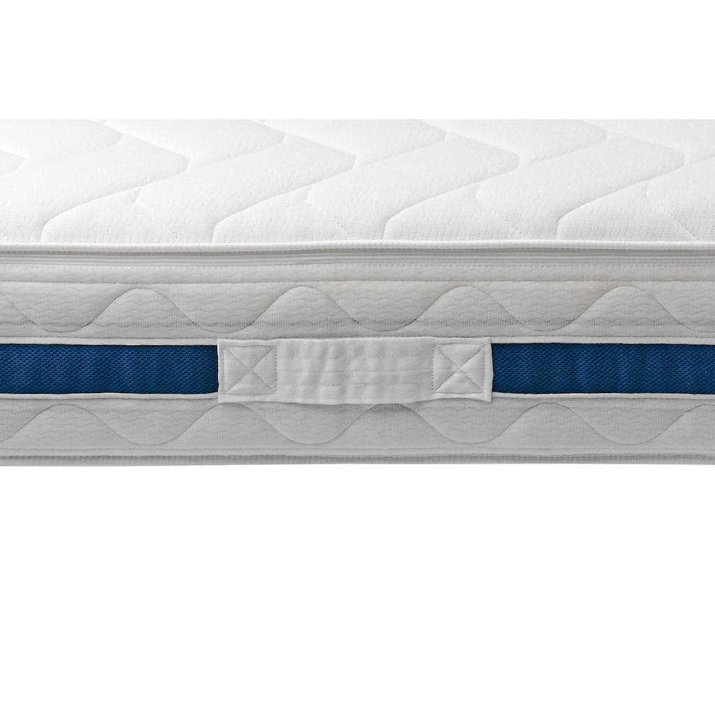 Breckle Taschenfederkernmatratze »1000 Pur«, 1000 Federn, (1 St.)