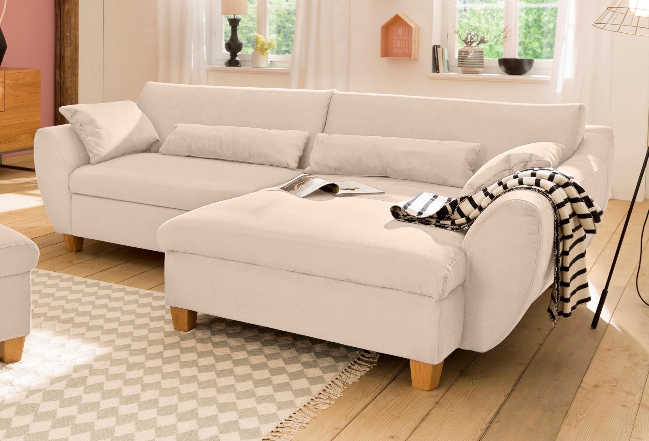 Home Affaire Ecksofa Becca Online Kaufen Quelle Ch