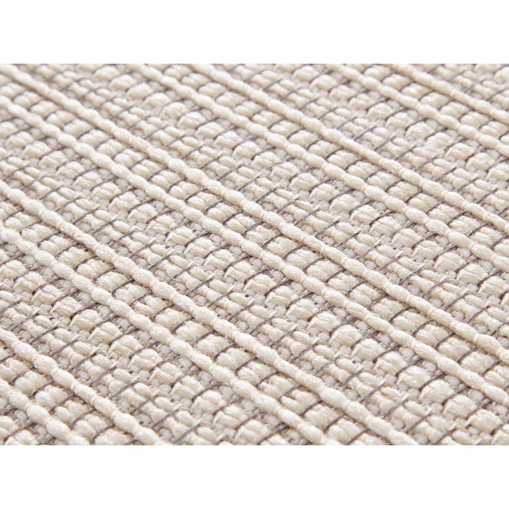 ELLE Decor Teppich »Sevres«, rechteckig, 4 mm Höhe, In- und Outdoor geeignet, Wohnzimmer