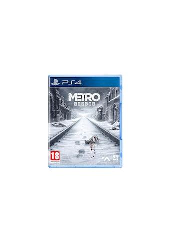 Metro Exodus, Deep Silver kaufen