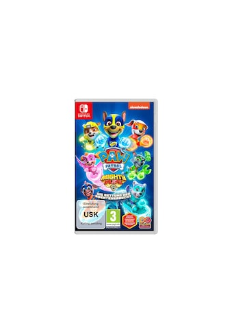 BANDAI NAMCO Spiel »Paw Patrol Mighty Pups«, Nintendo Switch, Standard Edition kaufen