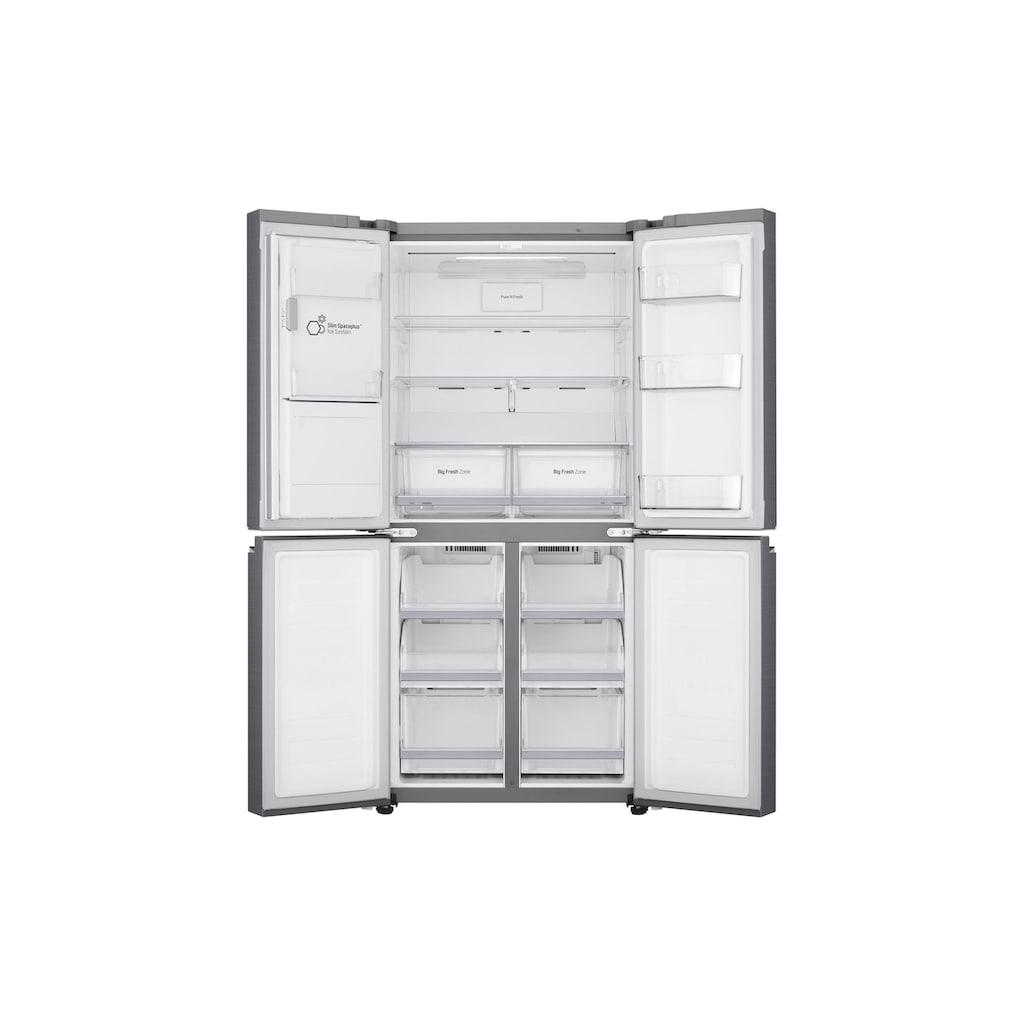 LG Multi Door »GML844PZKZ A++«