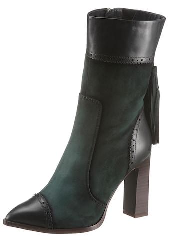 Tamaris High-Heel-Stiefel »Heart & Sole«, in spitzer Form kaufen