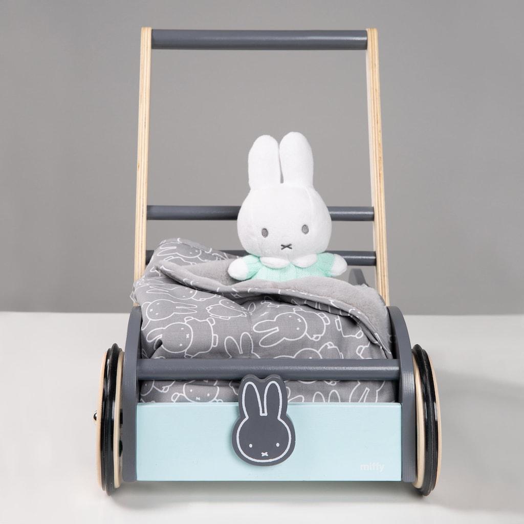 roba® Lauflernwagen »Miffy«, mit Bremse