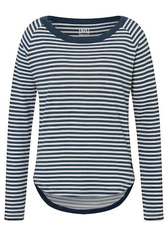 SUPER.NATURAL Sweatshirt »W MATELOT CREW«, lässig maritimer Look, feinster... kaufen