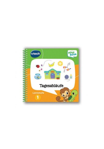 Vtech® Lernspielzeug »MagiBook Lernstufe 1 - Tagesabläufe« kaufen