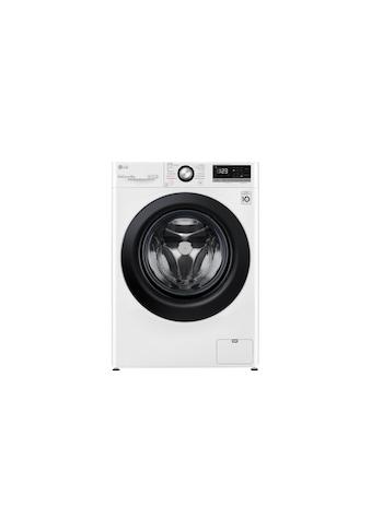 LG Waschmaschine »Türanschlag links«, F4WV308SB, 8 kg, 1400 U/min kaufen