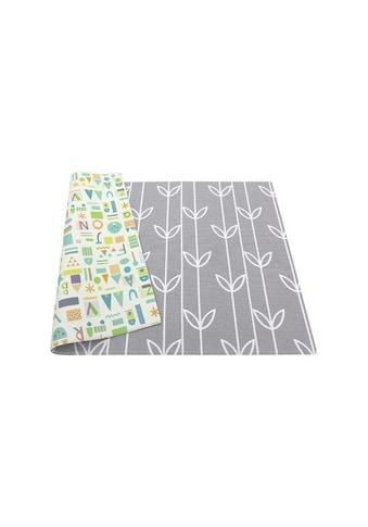 BabyCare Spielmatte »Sea Petals Grey, 140 x 140 cm« kaufen