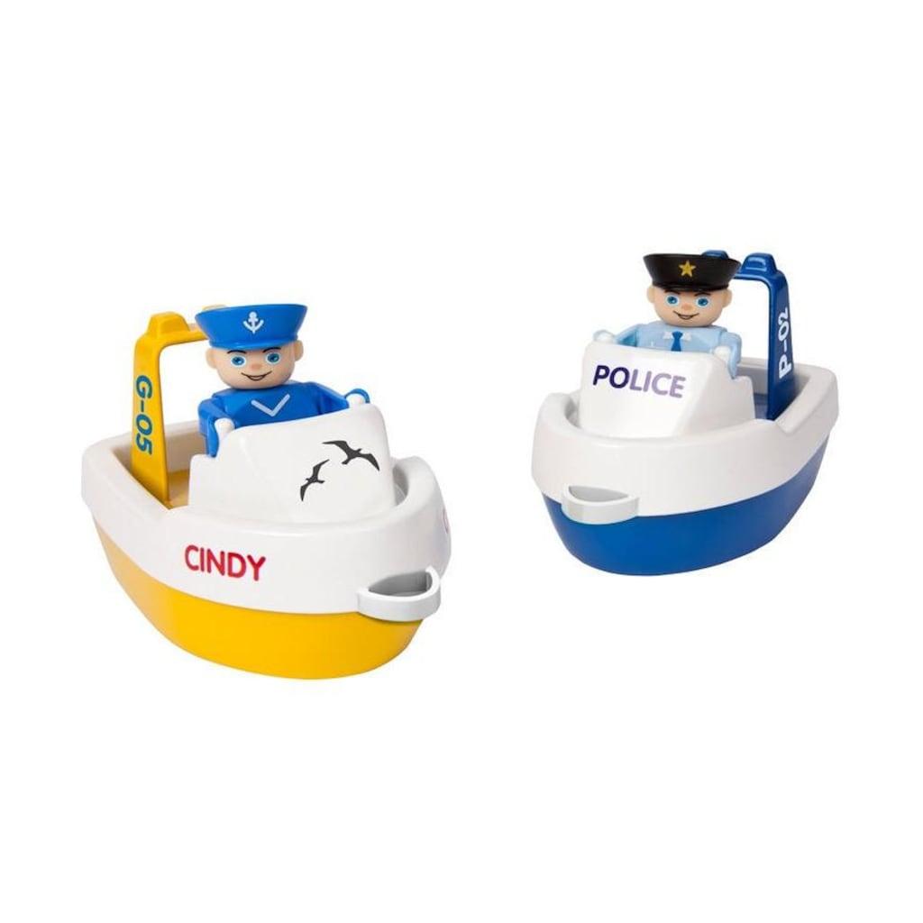 BIG Spielfigur »Waterplay Boot-Set«, (Set)