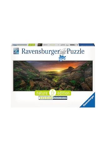 Ravensburger Puzzle »Sonne über Island« kaufen