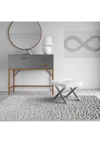 CosmoLiving by Cosmopolitan Teppich »Hazel Leopard«, rechteckig, 7 mm Höhe, Leo Design, Wohnzimmer kaufen