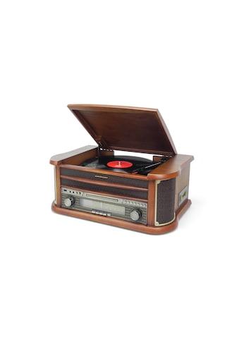 Soundmaster Stereoanlage »NR540 Braun Mehrfarbig«, (CD AM-Tuner-FM-Tuner ) kaufen