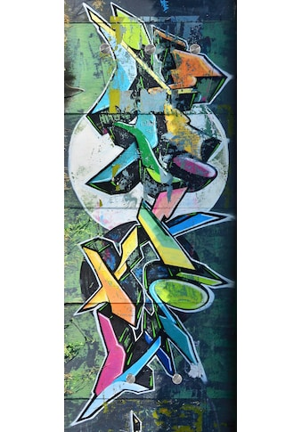 Spiegelprofi GmbH Garderobe »Graffiti« kaufen