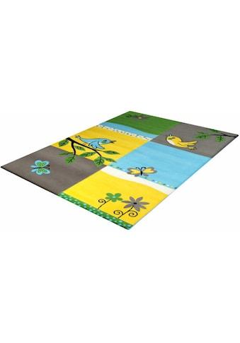 Sanat Kinderteppich »Bambino 2103«, rechteckig, 11 mm Höhe, Kurzflor kaufen