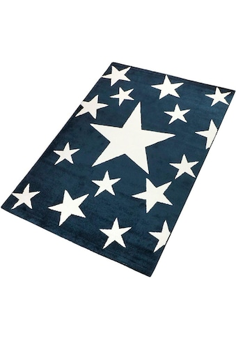 Living Line Teppich »Stars«, rechteckig, 12 mm Höhe, Motiv Sterne kaufen