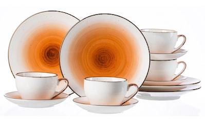 Ritzenhoff & Breker Kaffeeservice »COSMO«, (Set, 12 tlg.), Mikrowellengeeignet kaufen