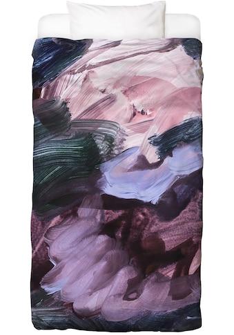 Bettwäsche »Abstract Painting VII«, Juniqe kaufen