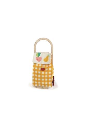 Kaufladen, tender leaf toys, »Einkaufstrolley gelb« kaufen
