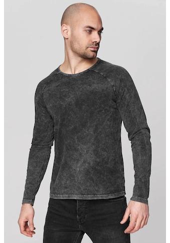 trueprodigy Langarmshirt »Premium Basic Tristan« kaufen
