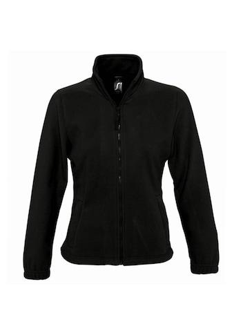 SOLS Fleecejacke »Damen North Fleece-Jacke mit durchgehendem Reissverschluss« kaufen