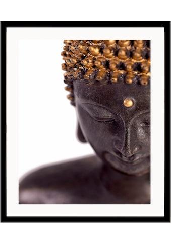 Home affaire Kunstdruck »Buddha« kaufen