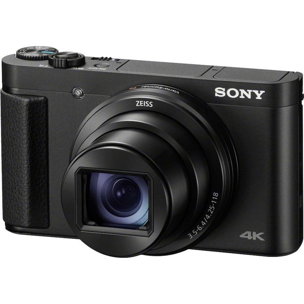 Sony Kompaktkamera »DSC-HX95«, ZEISS® Vario-Sonnar T* 24-720 mm, Display, 4K Video, Augen-Autofokus