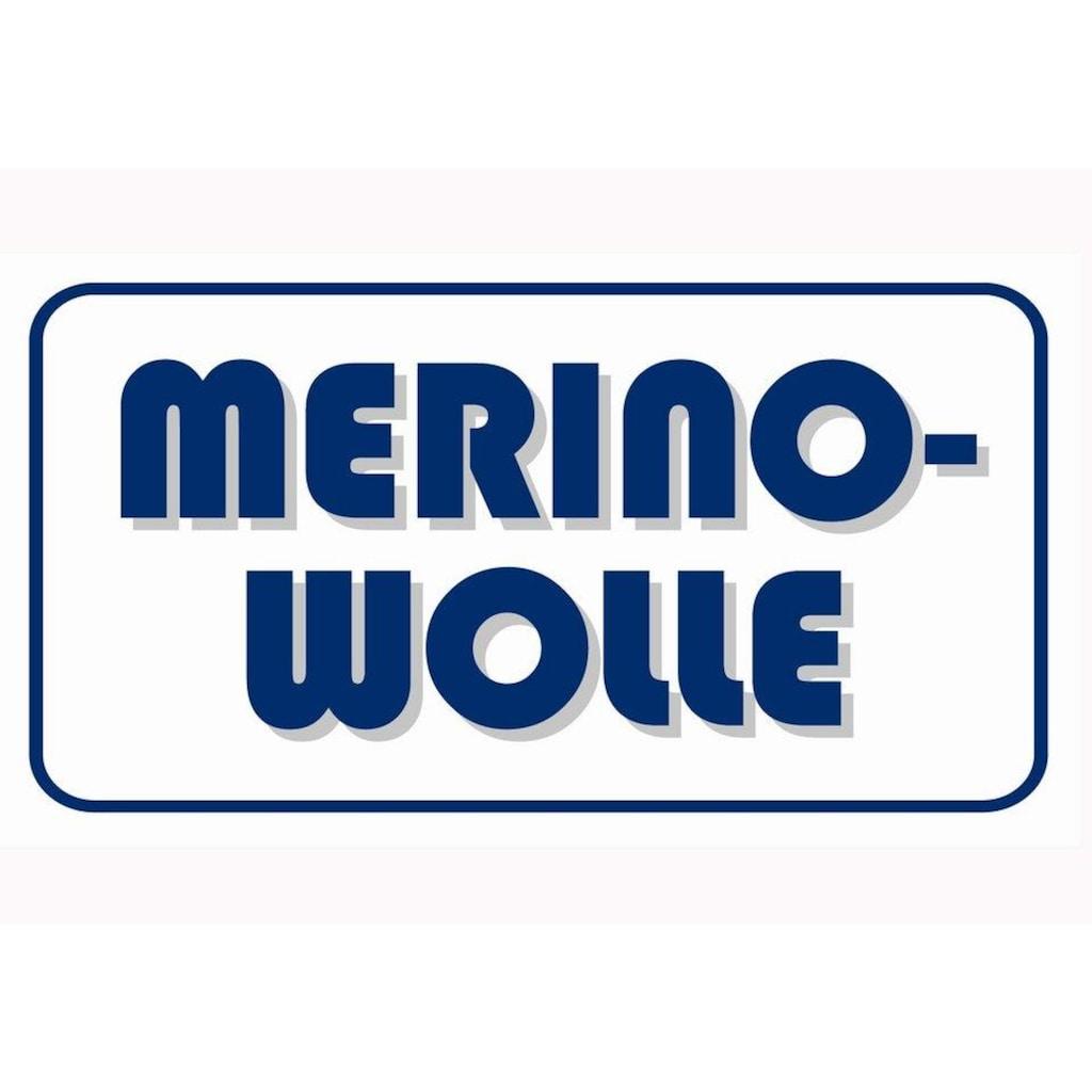 Balette Einziehdecke »Naturhaarduvet, Balette, »Merino-Schurwolle« (1) Bewertungen«, Füllung Füllung: 100% Merino-Schurwolle, Bezug Bezug: hochwertiger Mako-Feinbatist - 100% Baumwolle, (1 St.)