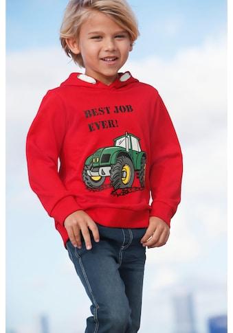 Arizona Kapuzensweatshirt »Traktor« acheter
