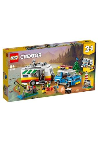 Campingurlaub, LEGO® Creator, »31108« kaufen