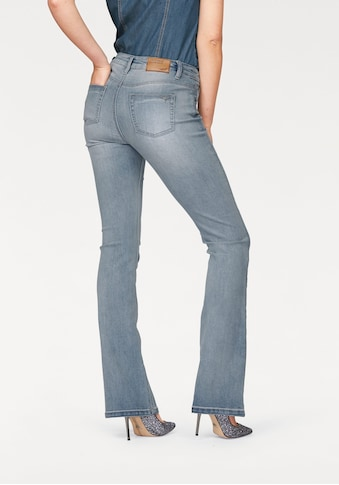 Arizona Bootcut-Jeans »Shaping«, High Waist kaufen