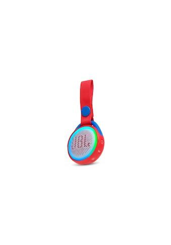 JBL Bluetooth-Speaker »JR Pop Blau Rot« kaufen