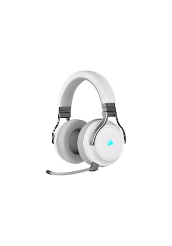 Corsair Headset »Virtuoso RGB Weiss«, Mikrofon abnehmbar kaufen