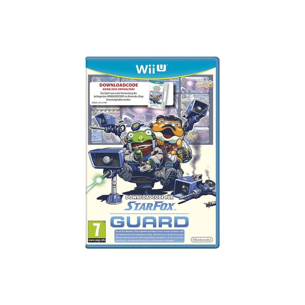 Nintendo Spiel »Star Fox Guard«, Nintendo Wii U, Addonieferart Ga