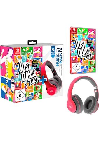 UBISOFT Spiel »Just Dance 2021«, Nintendo Switch, inkl. Rival Kopfhörer kaufen