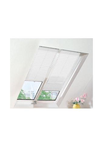 sunlines Dachfensterplissee nach Mass, Lichtschutz, mit Bohren, verspannt kaufen