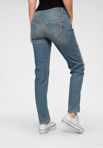 BLUE FIRE 5-Pocket-Jeans »Nancy«, perfekte Passform durch Stretch-Denim kaufen