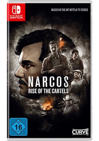 Narcos Rise of the Cartels Nintendo Switch kaufen