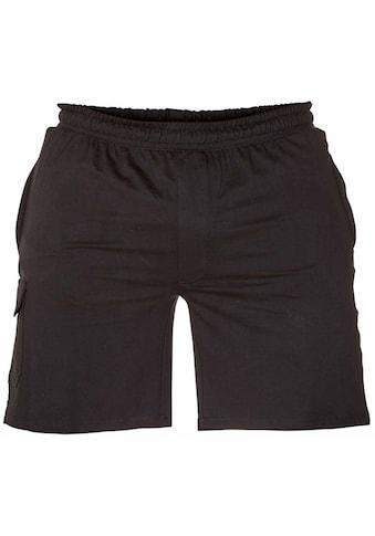 Duke Clothing Cargoshorts »Herren D555 John Kingsize Leichte Cargo Shorts Baumwolle« kaufen
