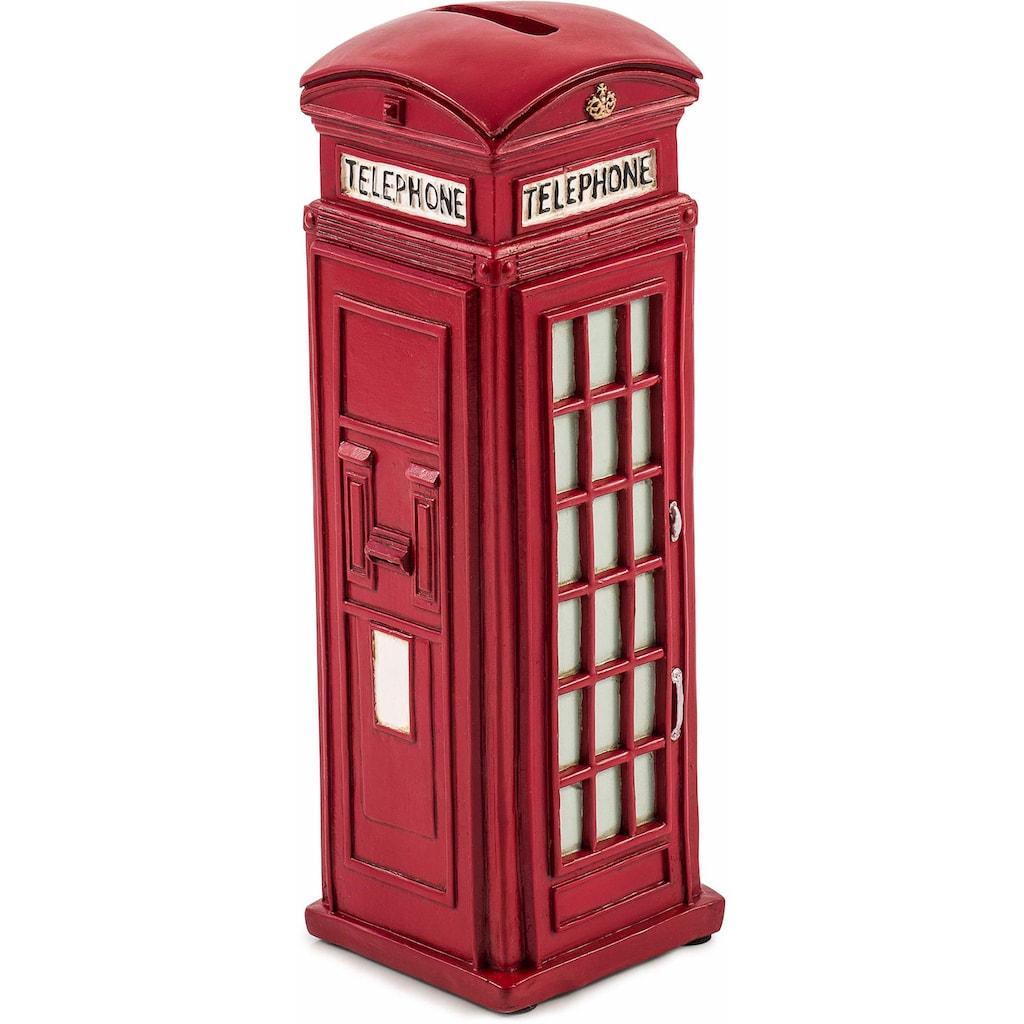 pajoma Aufbewahrungsbox »Telefonzelle«
