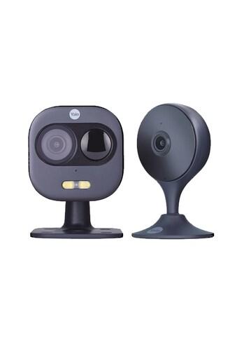 Yale Smart Home Kamera »Haustürkamera + Wi-Fi Innenkamera«, Innenbereich-Aussenbereich kaufen