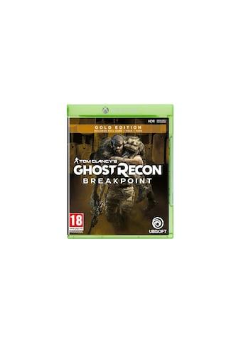 Ghost Recon: Breakpoint  -  Goldfarben Edition, Ubisoft kaufen