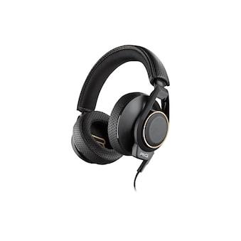 Headset, plantronics, »RIG 600 ATMOS Schwarz Goldfarben« kaufen