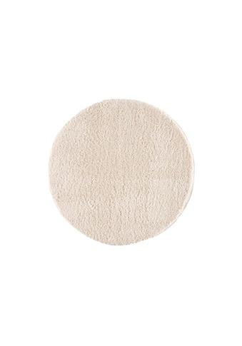 Teppich »Pulpy cream«, rund, - mm Höhe kaufen