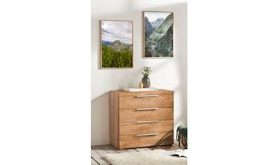 Kommode »Murani«, Fronten aus Massivholz kaufen