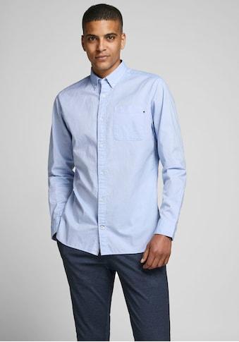 Jack & Jones Langarmhemd »CLASSIC SOFT OXFORD SHIRT« kaufen