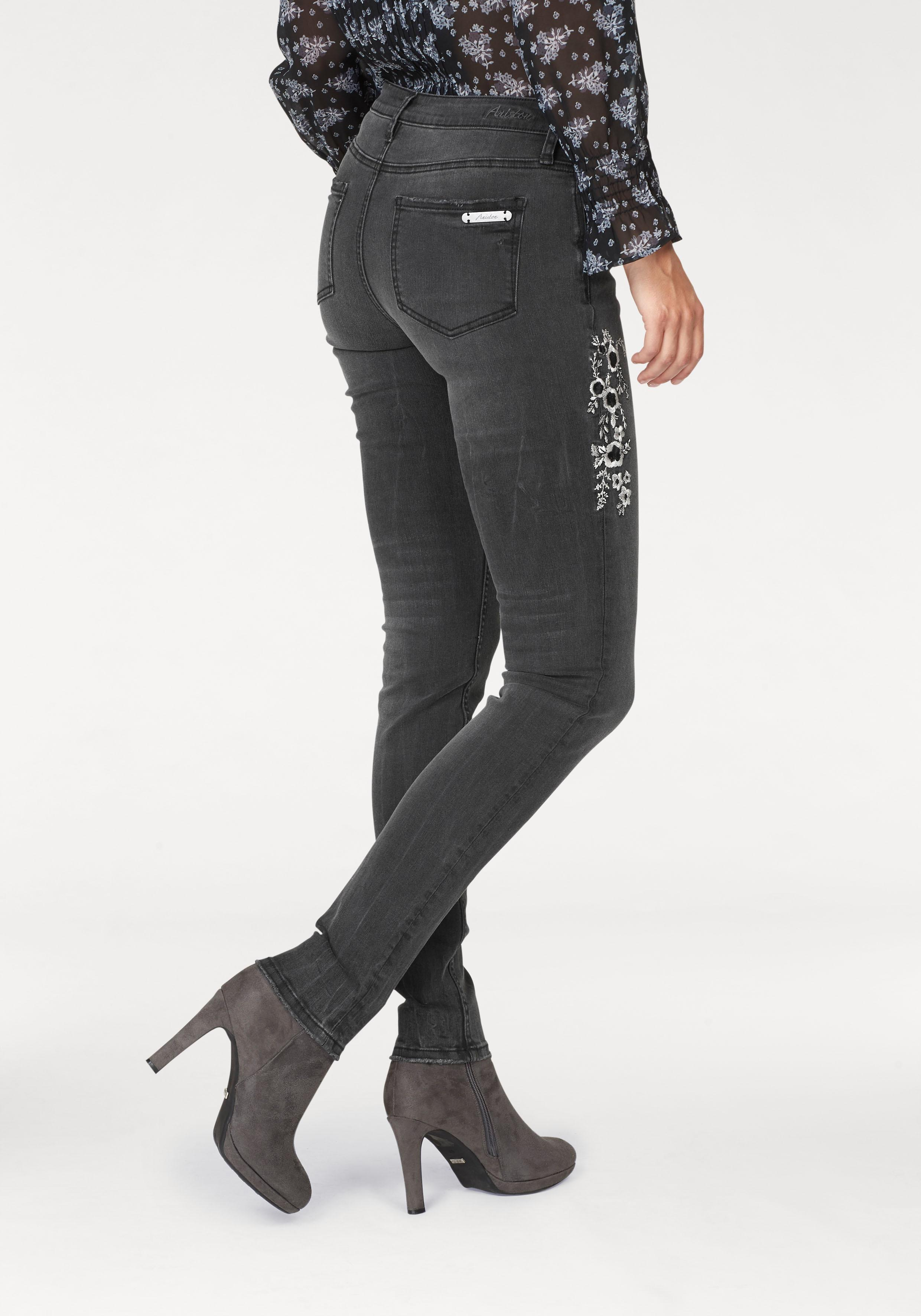Image of Aniston by BAUR Skinny-fit-Jeans